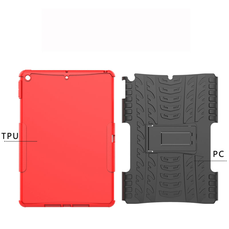Tablet Shell for IPad 10 2 7 Generation Case A2200 A2198 A2232 Cover Silicon Plastic 2