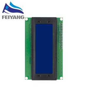 Image 3 - 10pcs 20x4 LCD Modules 2004 LCD Module with LED Blue Backlight White Character/Yellow green