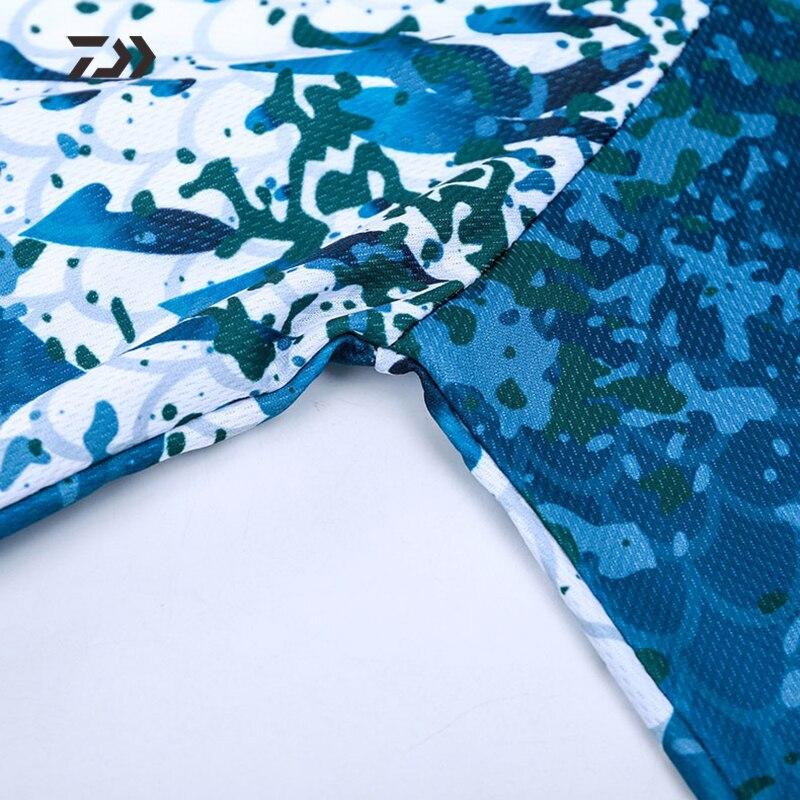 solar anti mosquito manga longa camuflagem daiwa