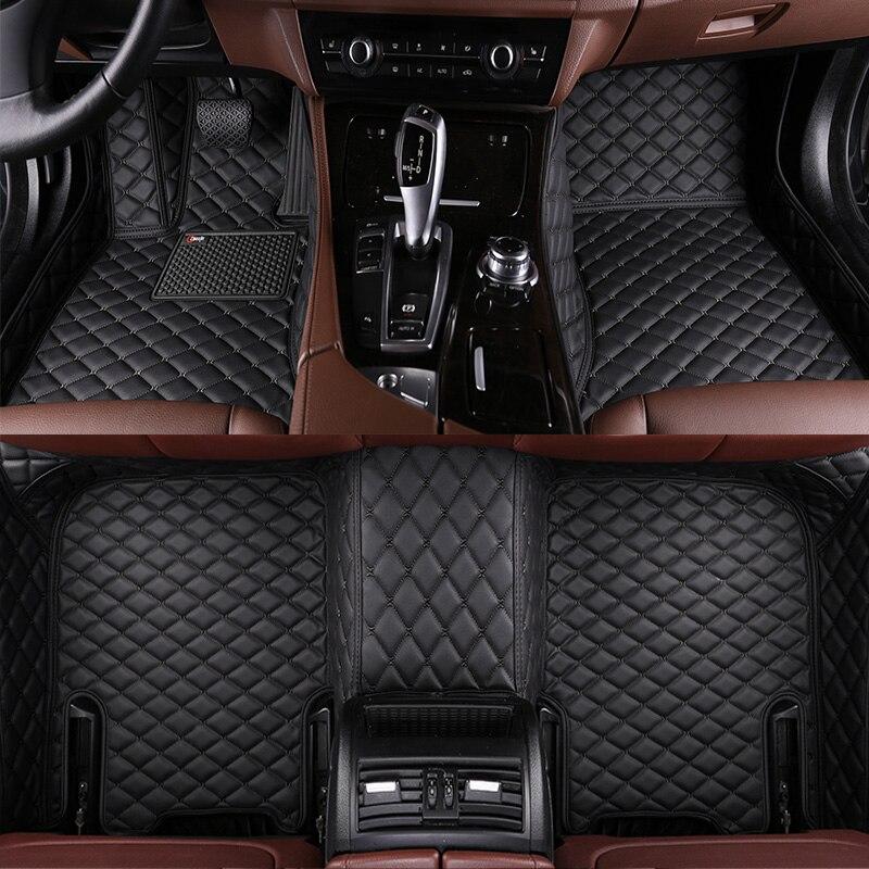 UNIVERSAL Car Floor Mats Black Carpet /& BLUE Trim AUDI S1 S3 S4 S4 S5 S6 S7 S8