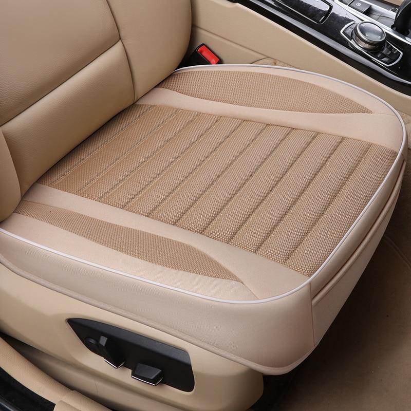 Couverture complète couverture de siège de voiture en fibres de lin housses de sièges auto pour Opel adam opel corsa astral astra insignia mokka antara meriva zaf