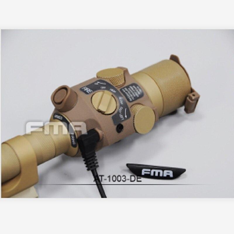 FMA Tactical Glare Mount Visible Laser DE AT-1003-DE