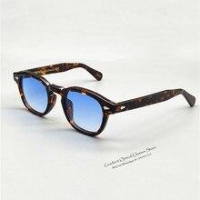 Johnny Depp original lemtosh retro sunglasses men and women