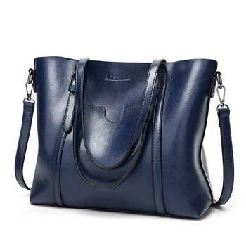 Acelure Γυναικεία δερμάτινη τσάντα