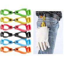 2-30 PCS Plastic Glove Clip Work Glove Clip Work Safety Clip Work Glove Supplies Glove Anti-lost Buckle Waist Buckle