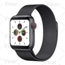 2020 IWO 14 Series 5 IWO14 Smart Watch 44MM For Apple IOS An