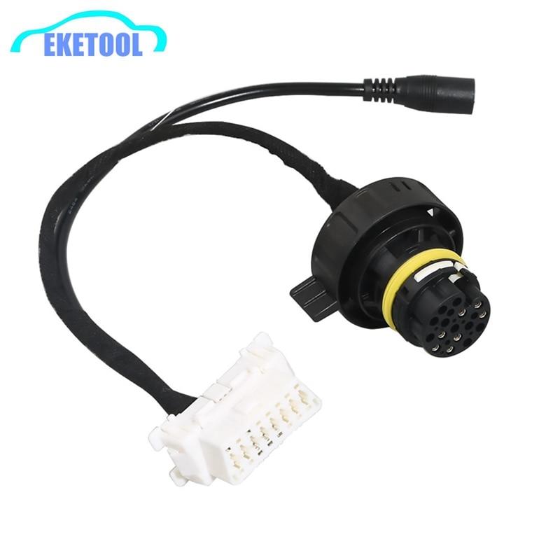 For BMW FEM/BDC Test Platform Gearbox Plug 8HP Works For FEM BDC Module Testing Platform F20 F30 F35 X5 X6 I3