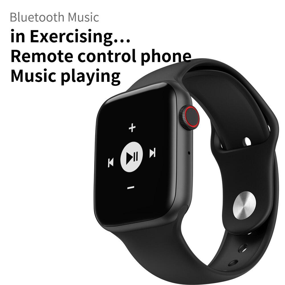COXANG iwo 8 Lite/ecg ppg smart watch men Heart Rate iwo 9 smartwatch iwo 8 /iwo 10 Smart Watch for women/men 2019 for Apple IOS 4