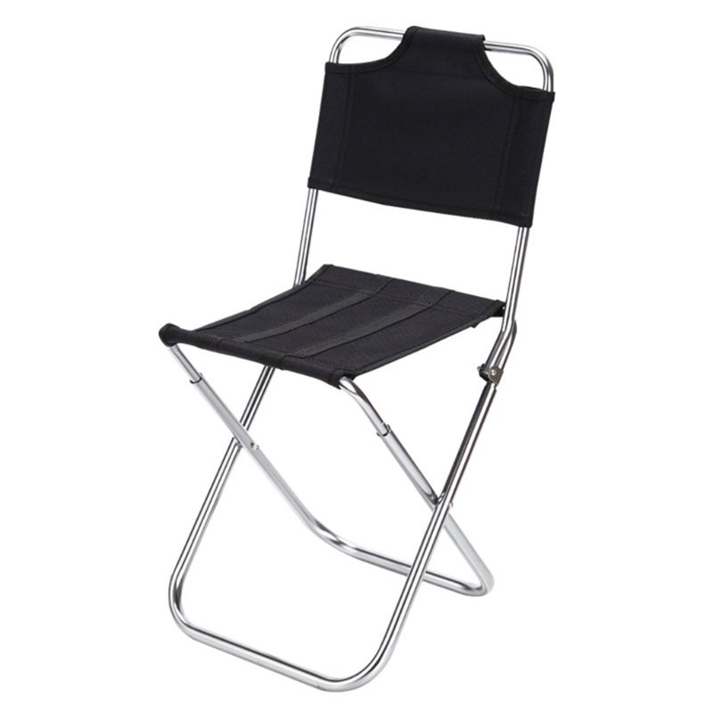 Camping Chair Support 100KG Folding Four-person Chair Outdoor Lawn Chair Convenient Folding Seat