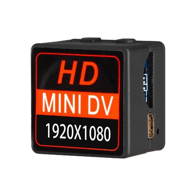 Mini caméscope de sport, caméra HD 360 P à 1080 degrés, Micro DVR à Vision nocturne à infrarouge, caméra à détection de mouvement, PK, SQ11, SQ13