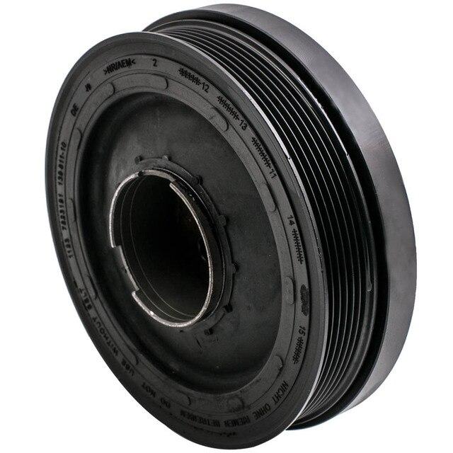 Crank Shaft Pulley For BMW 1 3 5 SERIES E81 E82 E88 E87 E90 E91 E92 E93 X1, X3 11237823191, 11237799153, 11237797995