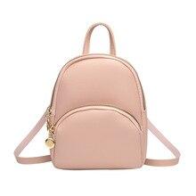 Brand Fashion Small Backpack Women 2020 Multi-function Backpacks Female Shoulder Bags