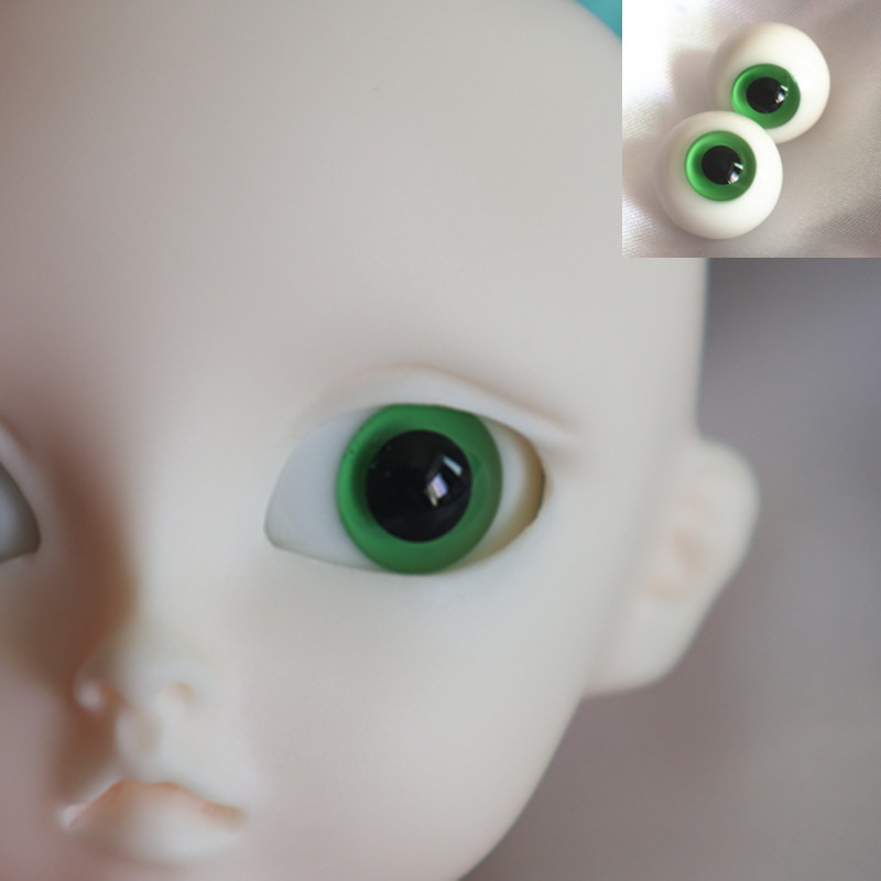 50g Doll Glass Acrylic Eyes Fixing Putty White For Dolls Toy Dollfie Makeup DIY