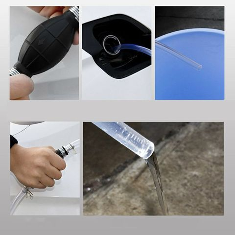 bomba de oleo manual da bomba mao sifao portatil