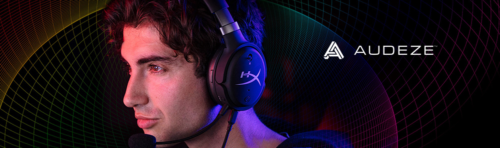 Kingston HyperX Cloud Orbit S Gaming Headset 3D audio technology E-sports headset with ultra-accurate sound localization for PC 13