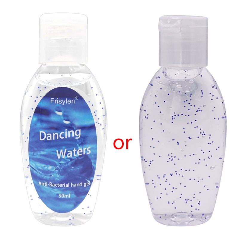 60ml Travel Portable Mini Hand Sanitizer Anti Bacteria Moisturizing Fruit Scented Disposable No Clean Waterless Clear Bottle Sha|Hand Soaps| |...