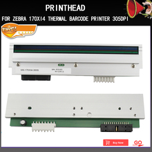 Brand New Thermal print head printer head For Zebra 170XI4 Thermal Barcode Lable Printer printhead 305dpi Warranty:90 day
