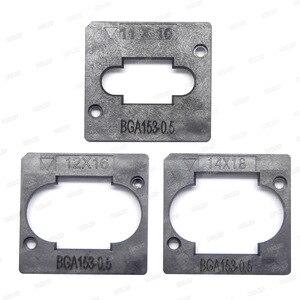 Image 3 - V2.3 RT BGA169 01 BGA169/BGA153 Adapter Socket For RT809H Programmer adapter  With 3pcs BGA bounding box For RT809H