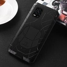 IMATCH Nhôm Kim Loại Ốp Lưng Silicone Chống Sốc Dành Cho Xiaomi Mi 10T / Mi 10T Lite Bụi Bẩn Chống Sốc bao Da Ốp Lưng