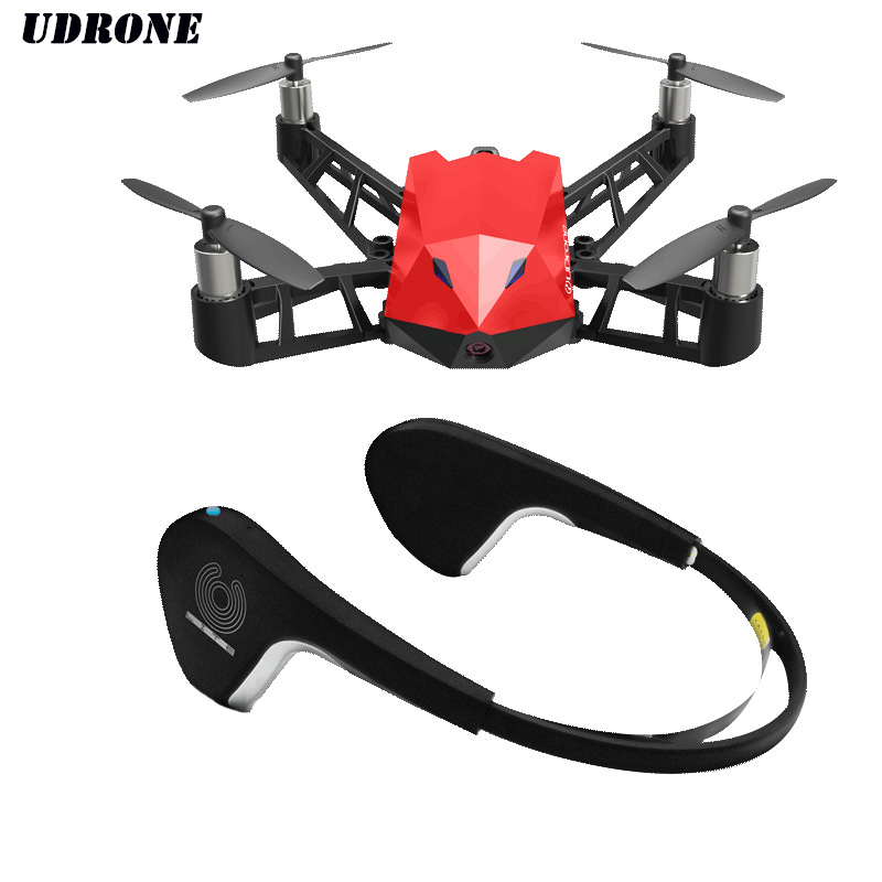 Original UDrone mind reading drone HD AI camera Face tracking 1080P Suit PK Drone 4k mi air Mini VS S9HW UMind