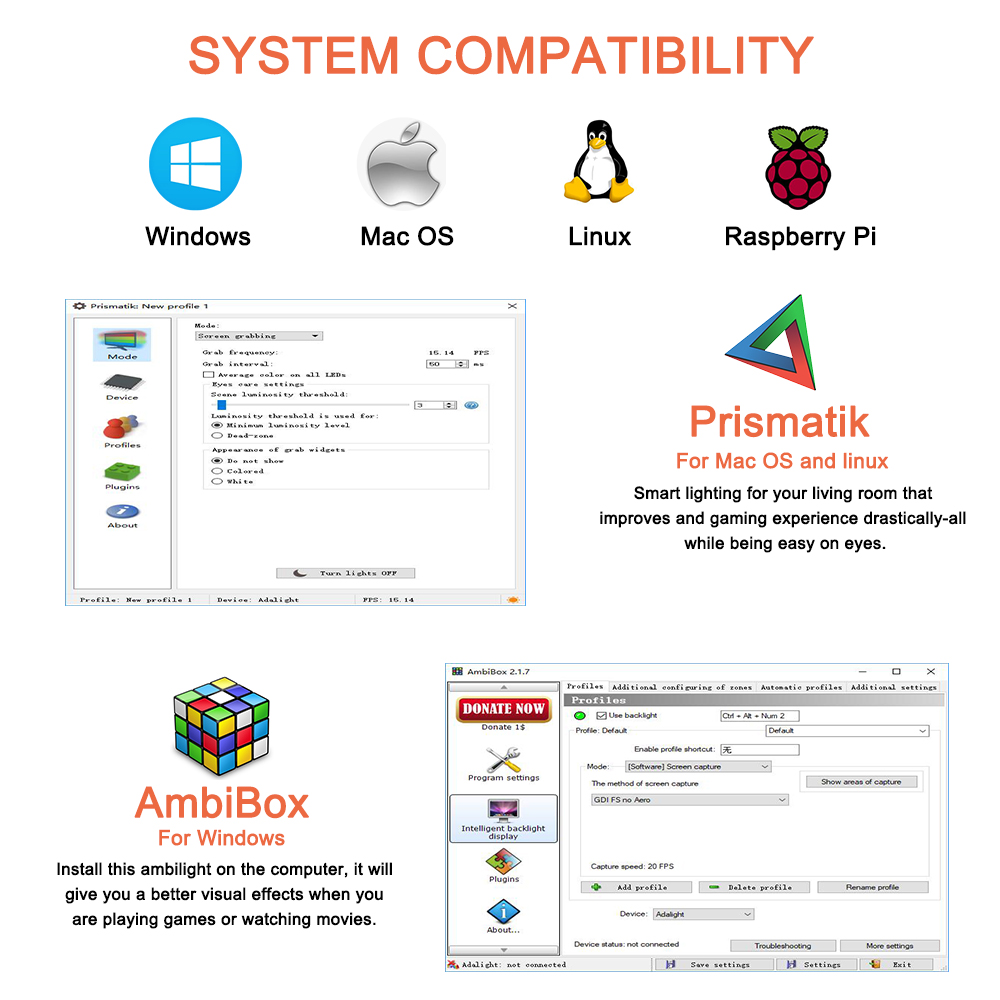 SYSTEM COMPATIBILITY 去安卓