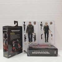 NECA Terminator T-800 Dark Fate Sarah Connor Action Figure Sammeln Modell Spielzeug Geschenk
