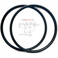 29er disc mtb felgen 30x25mm Asymmetrie tubeless Ultraleicht carbon mtb disc felge 310g mountainbike felge fahrrad felgen