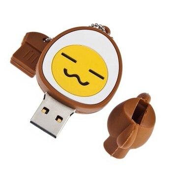Unidad Flash USB en forma de Superman en U disk