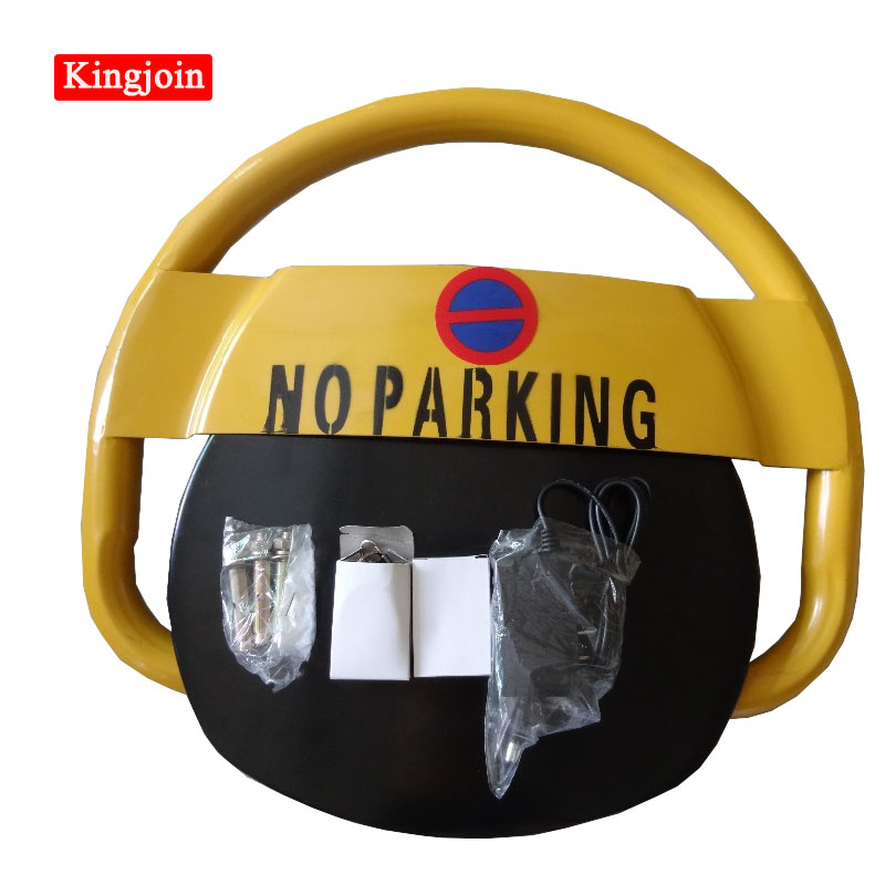 KINGJOIN Car Parking Lock Automatic Remote Control Solve The Problem Of Parking Difficulties For Your Car