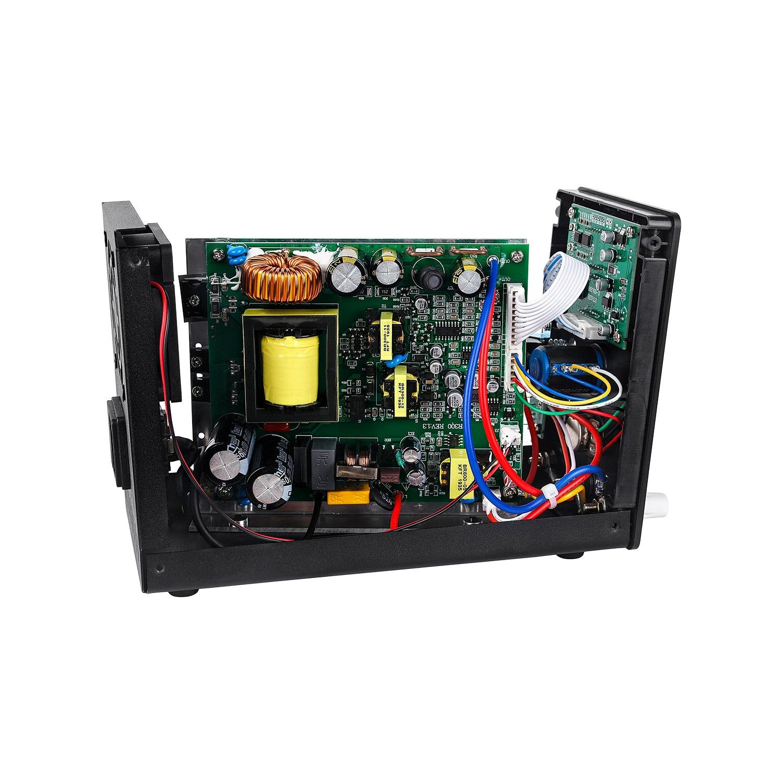 Nieuwe Usb Dc Laboratorium 60V 5A Gereglementeerde Lab Voeding Verstelbare 30V 10A Voltage Regulator Stabilisator Switching Bench bron 6