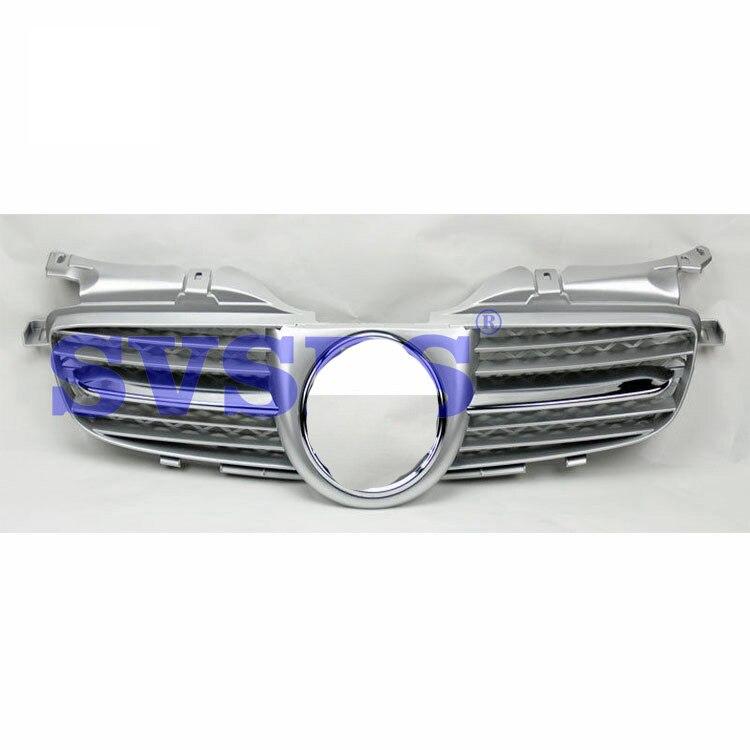 Calandre avant ABS de haute qualité pour Mercedes Benz slk-class R170 1996-2004 ans