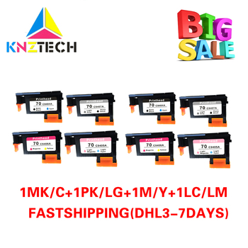 FAST for hp70 printhead C9404A C9405A C9406A C9407A compatible for hp 70 Designjet Z2100 Z5200 Z3100 Z3200 image