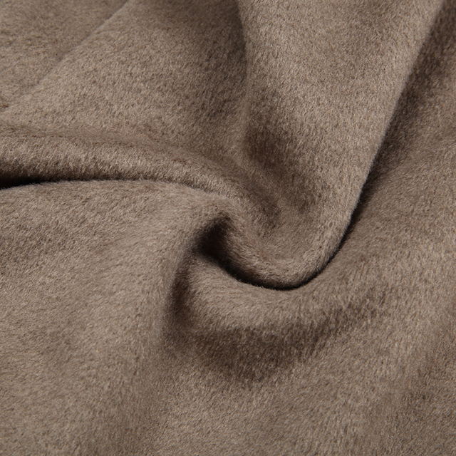 2020 new women's winter coat woolen coat slim-fit belt elegant and soft women's long coat coat windproof 6