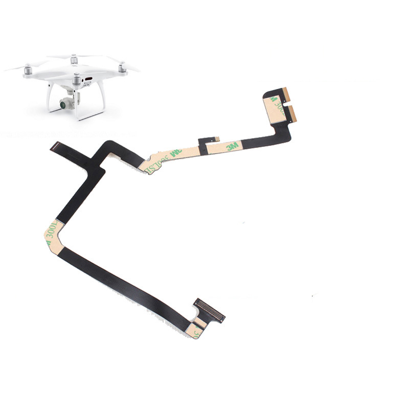 DJI Elves 4PRO Motor Original Factory Cradle Head Flexible Flat Cable Unmanned Aerial Vehicle Bombing Repair Parts Wire Stock