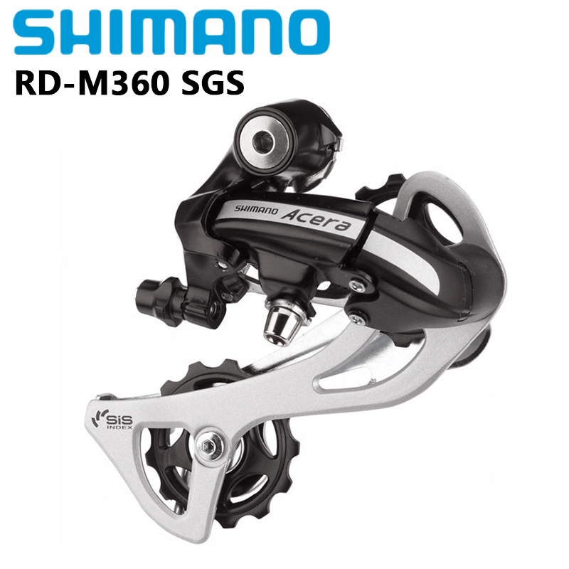 Shimano Acera RD-M360 Rear Derailleur 7 8 Speed MTB Bike Bicycle Derailleur US