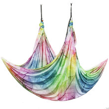 Yoga Hammock New Arrival Aerial Yoga Swing Anti-Gravity Silk Ftiness Equipment Home Gym Yoga Workout Hammock Swing