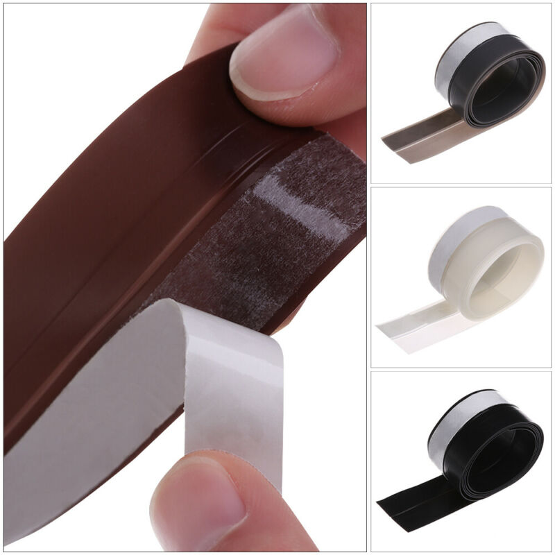 Самоклеящаяся силиконовая резиновая уплотнительная лента длиной 5 м для оконных дверей, уплотнительная лента для дверей, уплотнительная ле...