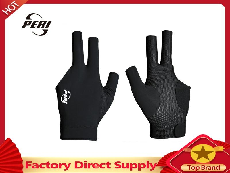 PERI Glove Lycra Fabric Billiard Gloves M/L One Piece Non-slip Professional Pool Glove Snooker Glove Billiard Accessories China