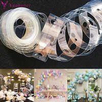 5M globos cadena 1st 2nd 3rd 1, 2, 3, 4, 5, 18 21st 30 40 50 años decoración para fiesta de Feliz Cumpleaños de adultos, niños, niño, niña Babyshower