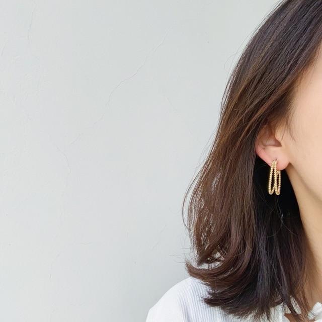 2021 New Hot Selling Zircon Earrings Crystal Earrings 4