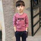 Boy Letter T-shirt C...