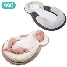 Get more info on the AAG Baby Anti-rollover Pillow Baby Positioning Pad Mat Newborn Nursing Shaping Styling Pillow Mattress Head Protection Cushion