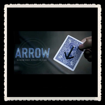Arrow by sansminds Magic tricks , Magic instruction gypsy queen by asi wind magic tricks