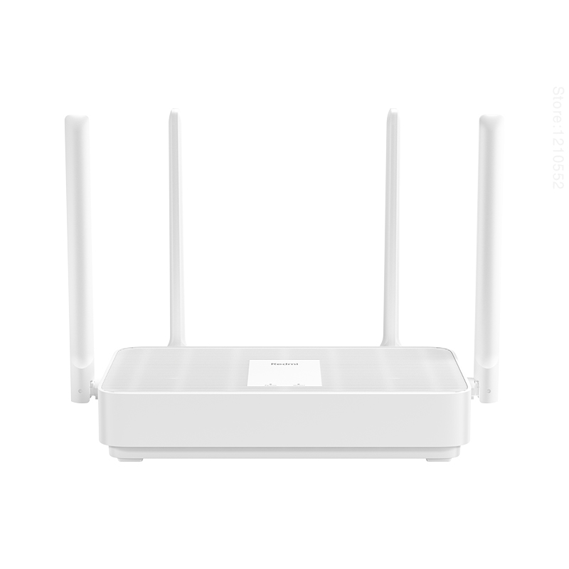 2021 New Xiaomi Redmi AX5 Wireless Router 5G WiFi 6 Dual Frequency Mesh Network Repeater 4 High Gain Antennas Signal Extender 3