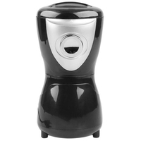 Portable Mini Electric Coffee Bean Grinder with Stainless Steel Blade Multifunction Bean Nuts Coffee Grinder Mixer Machine UK Pl|Electric Coffee Grinders|   -
