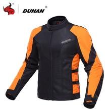 Мотоциклетная дышащая сетчатая куртка с защитой пять слоев