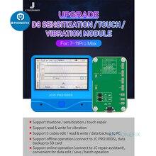Programmatore di dati fotosensibili a colori originali con schermo LCD JC Pro1000s per telefono 11 Pro Max XR XS 8P 8 7P 7 riparazione vibrazione/tocco