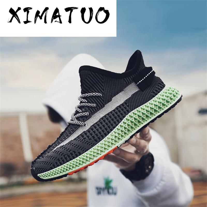 2020 New Men's Casual Shoes fish