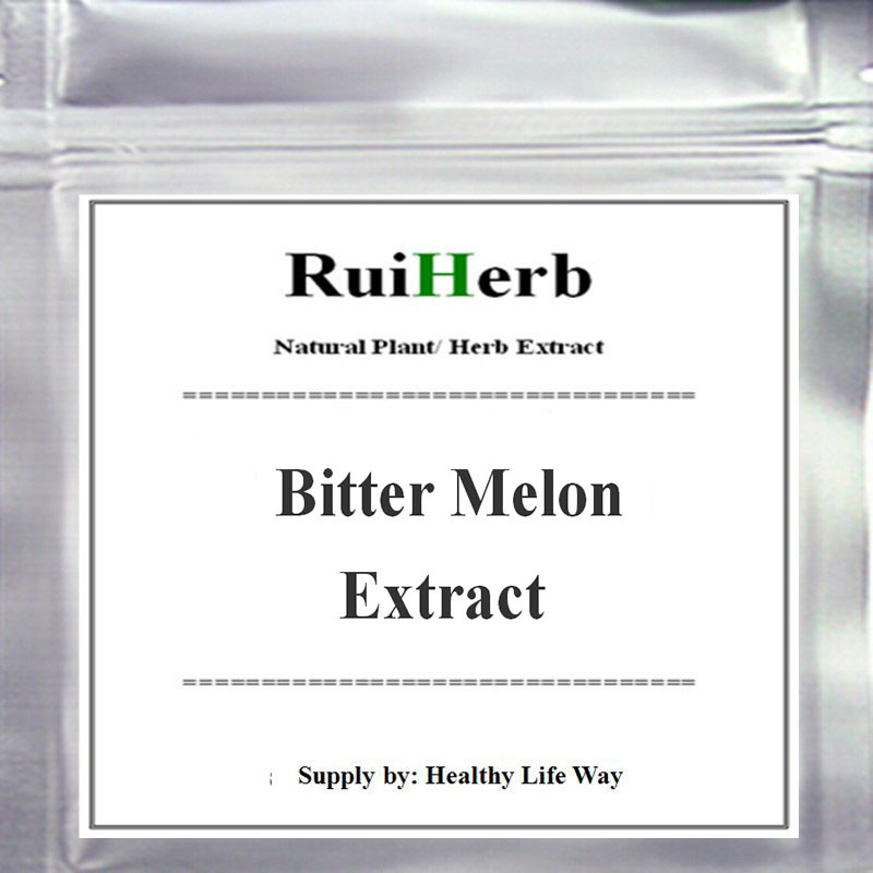 100% Pure Bitter Melon 20:1 Extract Powder For Weight Loss Free Shipping