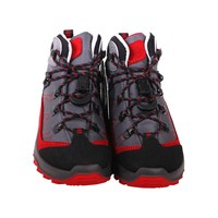Nepall Vilan Jab Grey Red Kids Boots Leather Keep Warm Sports Running Winter Shoes Boys Girls Durable Outdoor Hiking Shoes